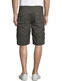 Ketamyy Hombre Casual Camuflaje Pantalones Cortos Deportivos Autocultivo Cintura Elástica Rodilla De Longitud Camo Pantalones… amEyc