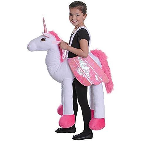 Montar Unicornio - Niños Disfraz