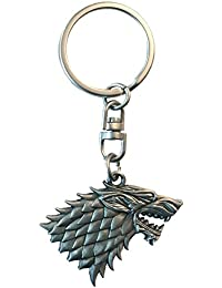 Game of Thrones Key060 House of Stark Effet 3d Porte-clés
