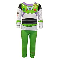 Disney Buzz Lightyear Costume Boys Pyjamas