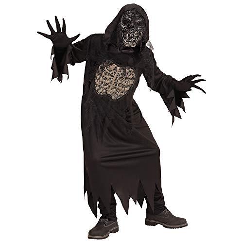 Boy Teufel Kostüm - Widmann 07847 Kinderkostüm Dämon, boys, 140 cm