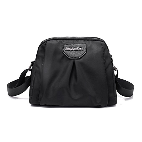 borsa a tracolla Ms./borsa di tela Fold/Diagonale pacchetto femminile-C D
