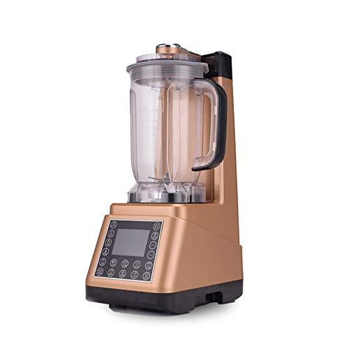 Batidora Mezcladora 2200 w Pared de la célula Máquina rota Molienda en seco salsas Alimentos crudos Máquina de jugo de crema dietética para el hogar Comercial Comida para bebés preparación
