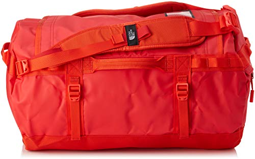THE NORTH FACE Outdoor Base Camp Tasche, Rage Fiery Red, One Size -