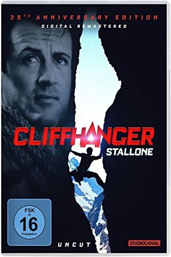 Cliffhanger (25th Anniversary Edition, Uncut, Digital Remastered)