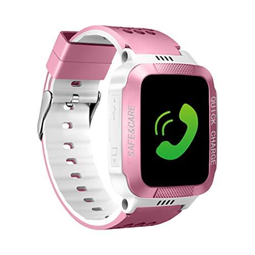 MRLIFY Smart Watch Kids y21S, Baby Watch, a Prueba de Agua, cámara...