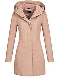 7a76ae1db2 Amazon.co.uk: Vero Moda - Coats & Jackets / Women: Clothing