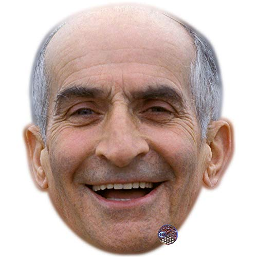 Celebrity Cutouts Louis De Funes Maske aus Karton