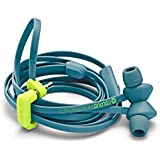 Coloud 04091618The No 4Écouteurs intra-auriculaires Bleu/Jaune