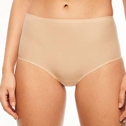 Chantelle DE Damen Taillenslip Soft Strech, Elfenbein (Nude Wu), One Size