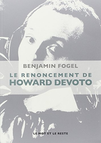 Le renoncement d'Howard Devoto