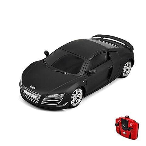 Audi R8 GT - RC ferngesteuertes Lizenz-Fahrzeug Auto Modell-Maßstab 1:24 inkl. Fernsteuerung