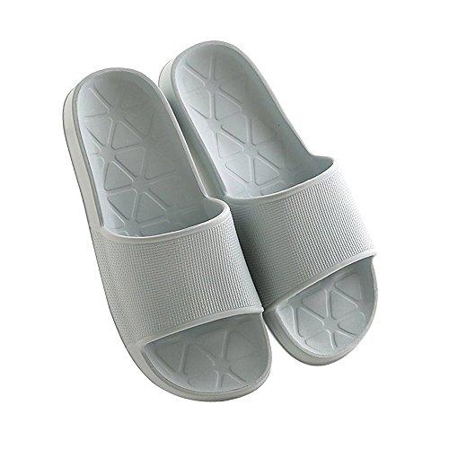 Herren Hausschuhe Sandalen Hallenbad Anti Slip Weiche Sohle Slip On Schuhe EVA