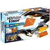 HD Vision Pare-soleil jour et nuit anti-reflet antiabbaglianti pour voiture