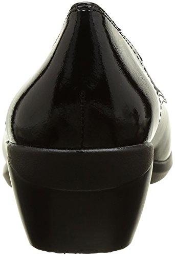 Stonefly Licia 24, Mocassin Femme Noir noir   Noir 000 - boomparty.fr d9f0b82edbd