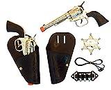 Carnival Bud–Cowboy Holster Set Two Cartridges 2Revolver Gun - Best Reviews Guide
