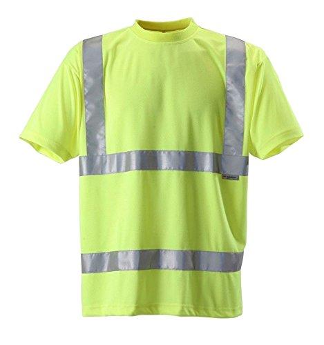 Fast Fashion - T-Shirts Respirant Hi Visibilité Vêtements De Travail Réfléchissants - Mens