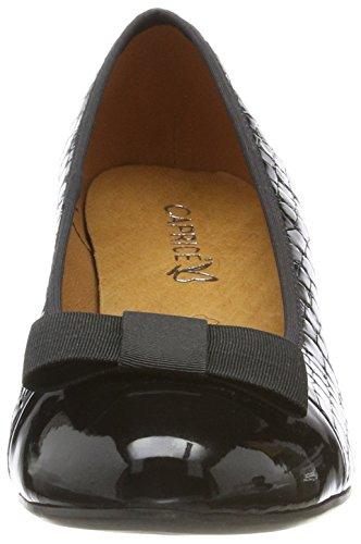 Caprice 22303, Scarpe con Tacco Donna Nero (3)