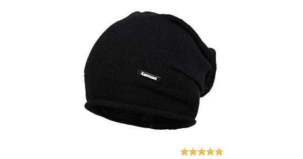Kenmont Berretto Unisex Beanie Hat Sportivo Uomo a Maglia Copricapo cap Hip-Hop Cappello