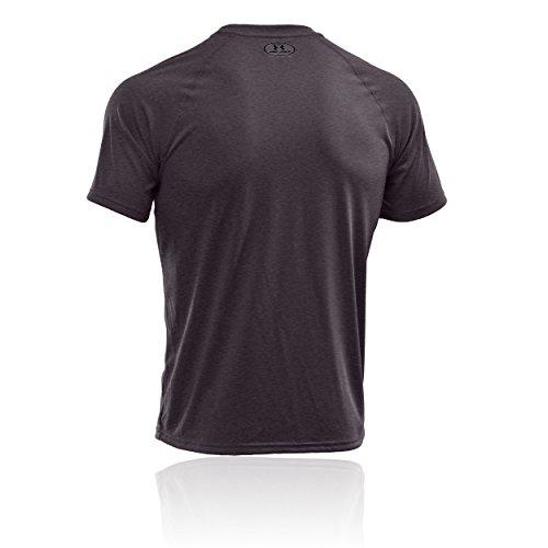 Under Armour Herren Fitness T-Shirt UA Tech Tee Grey