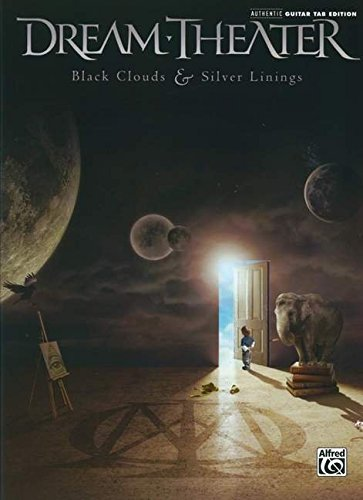 BLACK CLOUDS & SILVER LININGS GTAB (Authentic Guitar-Tab Editions) por DREAM THEATER