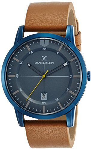 Daniel Klein Premium-Gents Analog Grey Dial Men's Watch - DK11732-6