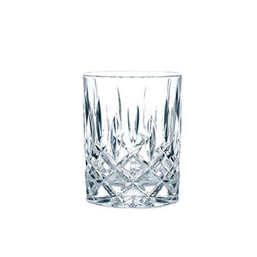 Cup 123 Tasses Mugs et soucoupes Tasses à Expresso Verre à Whisky américain Verre Transparent Coupe Classique Boisson Cocktail Mojito Tasse gobelet (Size : S)