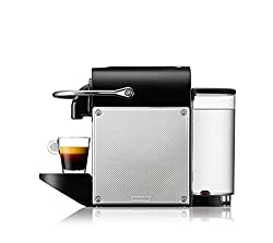 Testberichte zu DeLonghi EN 125.S Nespresso Pixie