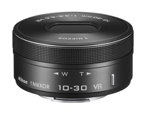 Nikon 1 NIKKOR VR 10-30mm f/3.5-5.6 PD Zoom Lens - Black
