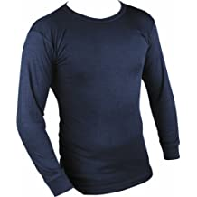 0594118cc051 Highlander Thermal - Camiseta interior para hombre, tamaño XXL, color azul