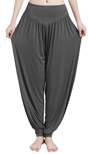 Dream Garden Grey Harem Trousers. Standard Size