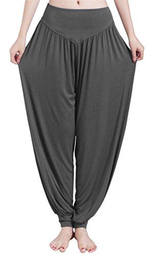 Dream Garden Grey Harem Trousers. Standard Size