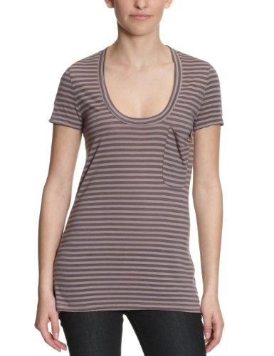 Bobi - 511-09308 - T-Shirt - Femme Beige-TR-D2-2
