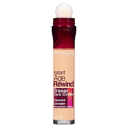 MAYBELLINE Instant Age Rewind Eraser Dark Circles + Treatment Neutralizer (Eraser Concealer)