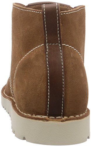 Birkenstock Shoes Harris Herren, Bottes Desert Cheville Homme Marron (Nut)