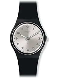 Swatch Damen Armbanduhr Digital Quarz Silikon GB287