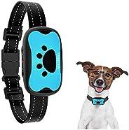 MASBRILL Anti Blaf Halsband - Hond Blafafschrikkingsapparaat Training Halsband, Stop Blaf apparaat voor kleine