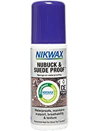 Nikwax Nubuck & Suede Proofer 125Ml Equipo Multi, Multi, Talla Única