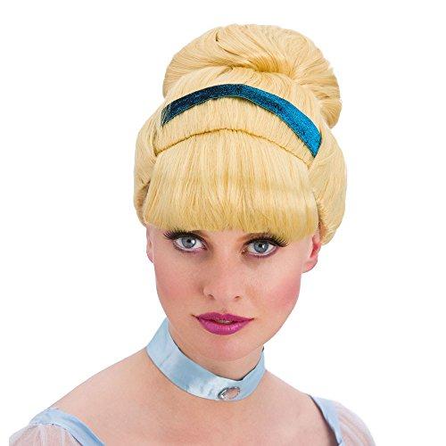 Sweet Cinders Wig ** - Cinderella Kostüm Perücke