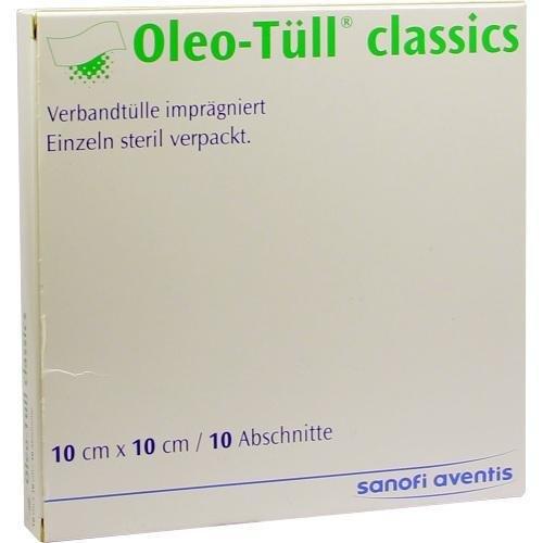 oleo-tuell-classic-10x10cm-10st-wundgaze-pzn7051348