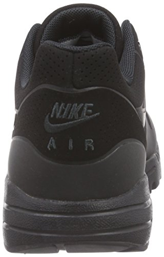 Nike Air Max 1 Ultra Moire, Damen Sneakers, Schwarz - 2