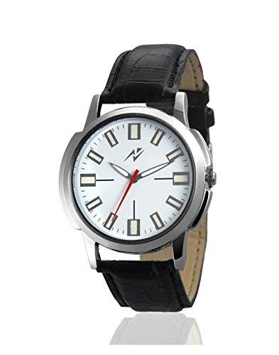 Yepme Analog White Dial Men's Watch - YPMWATCH1605 image