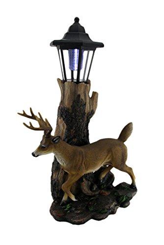 whitetail-deer-scultoreo-solar-light-statue
