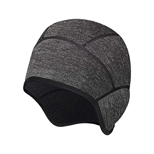 XISTORE Winterbergsteigen Skifahren Winddicht Warm Breathable Fleece Ear Riding Hutmütze Winterwindproof Ear Riding Hutmütze Skull Cap, Winter-Fleece-Laufmütze...