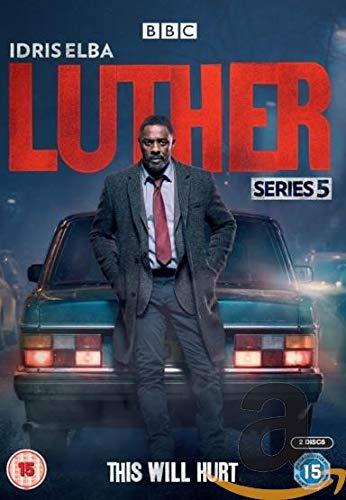 Luther Serie 5 (2 Dvd) [Edizione: Paesi Bassi]