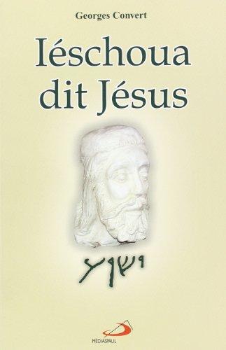 Ieschoua, dit jesus