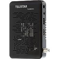Tele Star 5310469 tele mini HD + caricabatterie portatile HDTV-ricevitore (6 Mesi HD +, HDMI, AV-out, USB, esterno Display, ricevitore IR pellicola protettiva per Display inclusa accendisigari cavo con spina di corrente 12 V e alimentatore di rete 230 V)  - Trova i prezzi più bassi su tvhomecinemaprezzi.eu