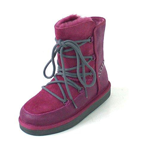 ugg-botas-de-piel-para-nina-morado-pink-lonely-hearts-color-morado-talla-34