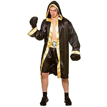 Boxer Fighter Robe Mens Champion B...