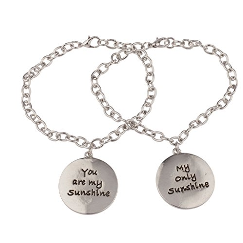 lux-zubehor-you-are-my-sunshine-nur-sunshine-bff-best-friends-forever-armband-set-2-pc